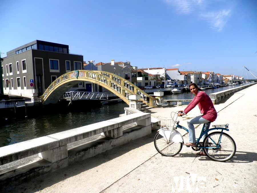 Puente de Carcavelos guía de Aveiro