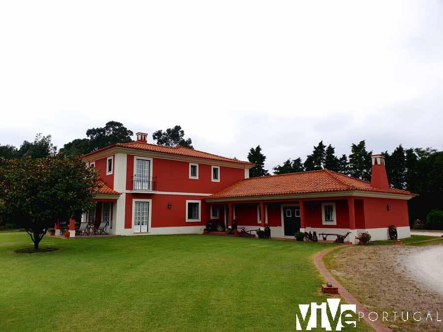 Casa rural Casa da Ria muy cerca de Aveiro
