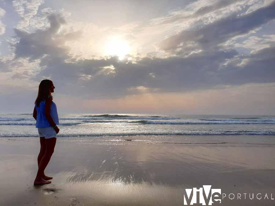 Playa de Costa Nova