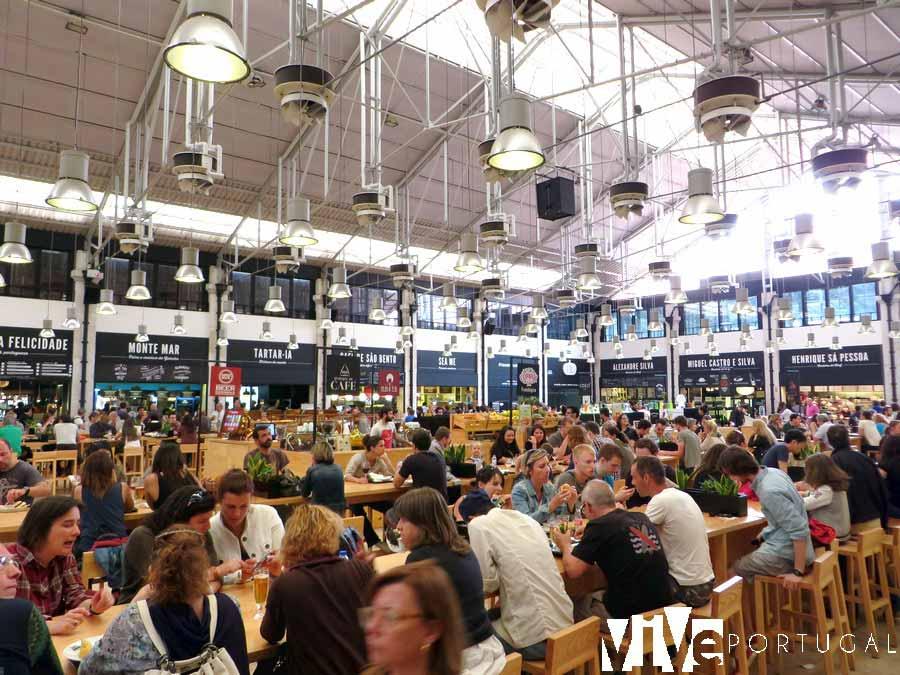 Mercado da Ribeira de Lisboa