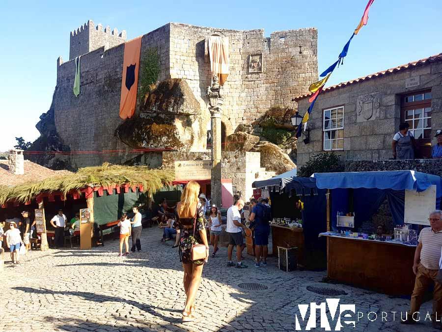 Mercado medieval de Sortelha