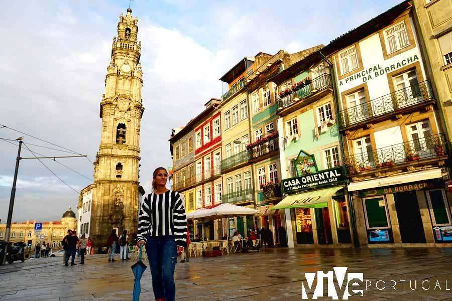 Torre de los Clérigos guía de Oporto