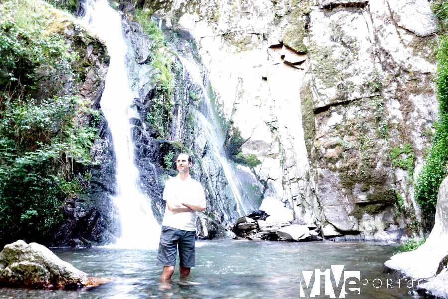 Fraga da Pena cascadas de Portugal