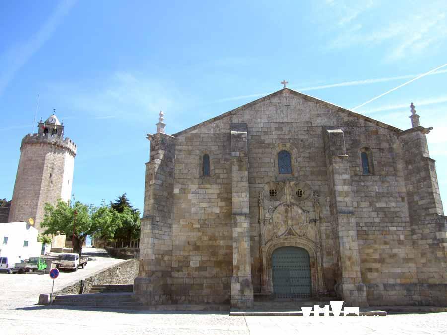 Iglesia de San Miguel de Freixo de Espada à Cinta