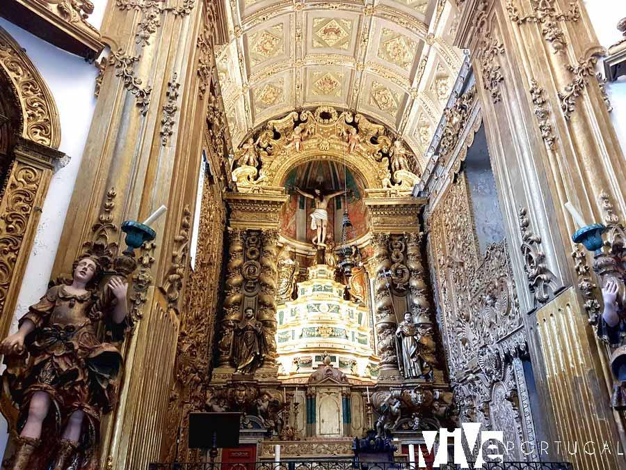 Iglesia de São Domingos qué ver en Amarante