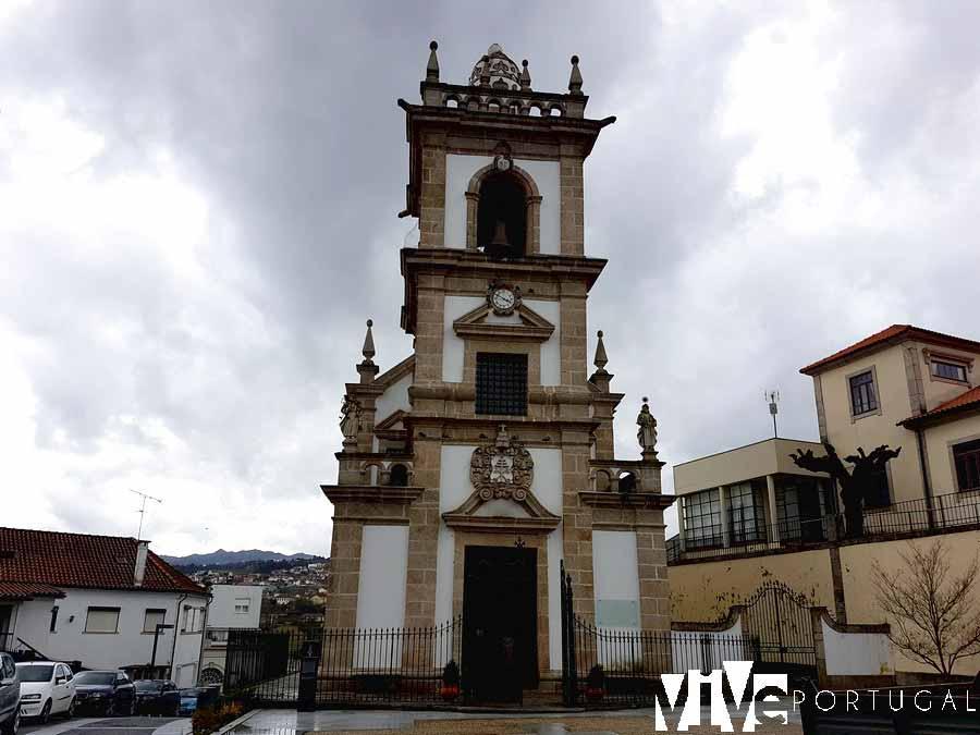 Iglesia de São Pedro qué ver en Amarante