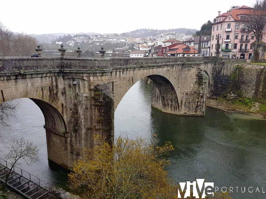 Puente de São Gonçalo qué ver en Amarante