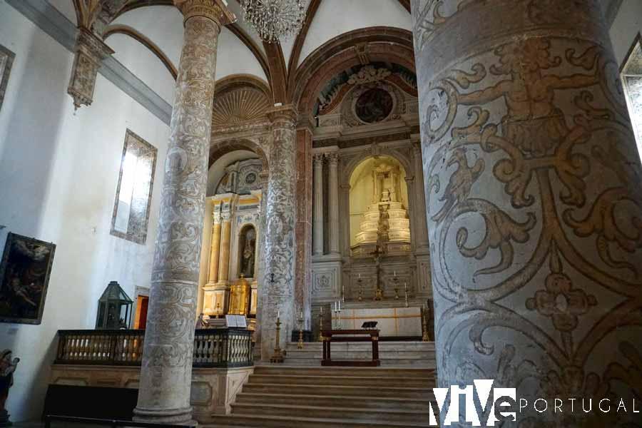 Iglesia de la Misericordia que ver en Santarém
