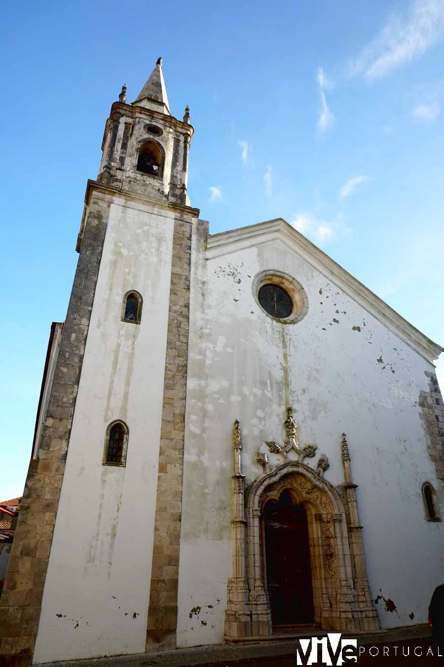 Iglesia de Nuestra Señora de Marvila que ver en Santarém