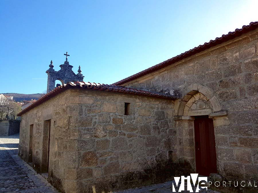 Iglesia de la Misericordia de Linhares