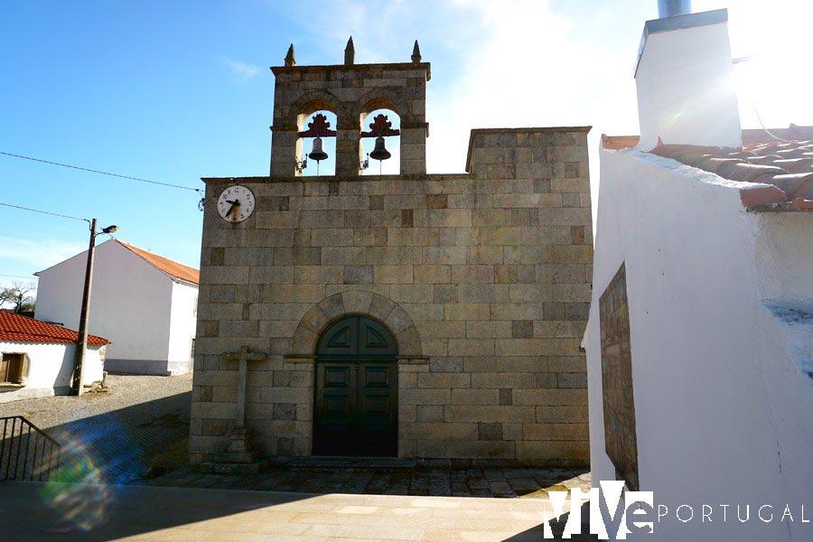 Iglesia de Escarigo qué ver en Figueira de Castelo Rodrigo