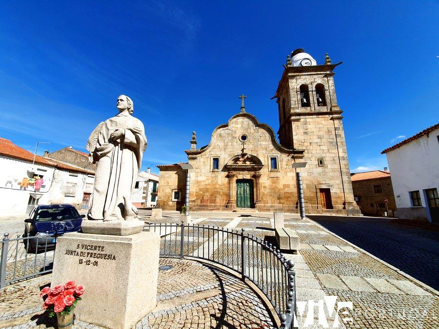 Iglesia de Figueira de Castelo Rodrigo