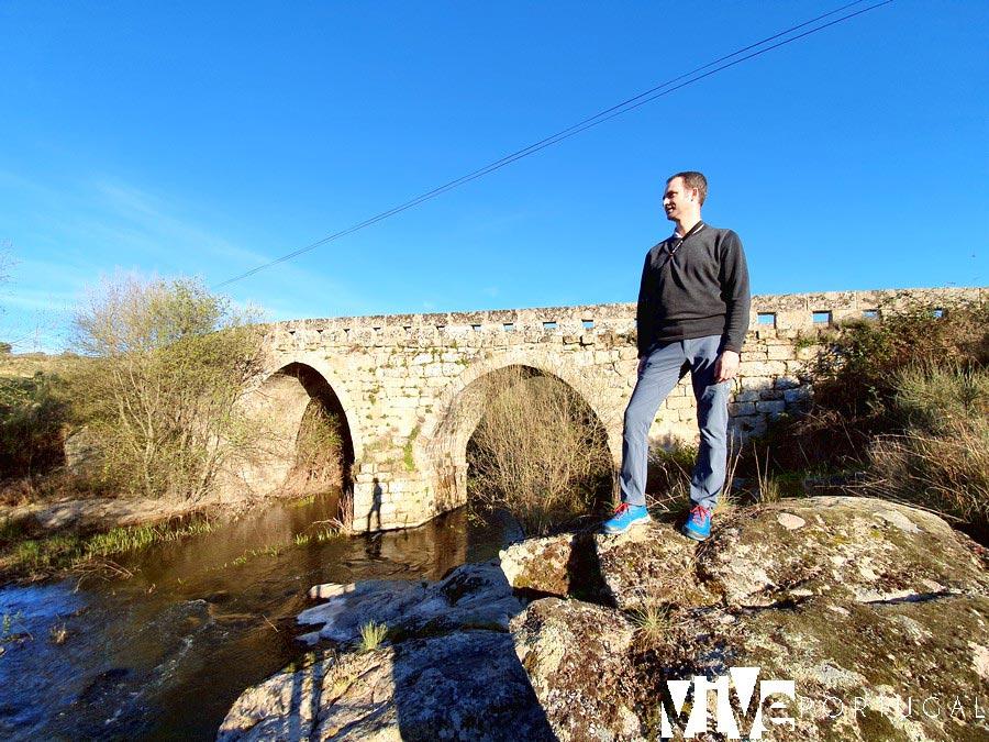 Puente sobre la Ribeira de Aguiar qué ver en Figueira de Castelo Rodrigo