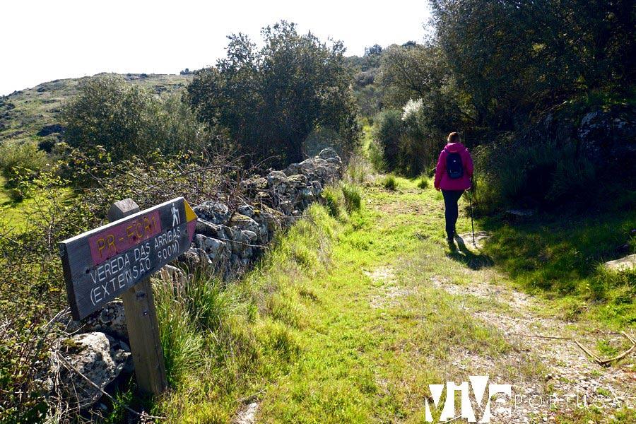 Ruta de senderismo en Almofala qué ver en Figueira de Castelo Rodrigo