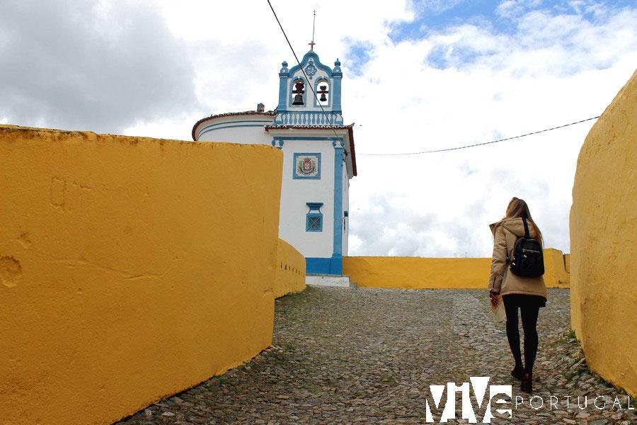 Capela Nossa Senhora da Conceição qué ver en Elvas