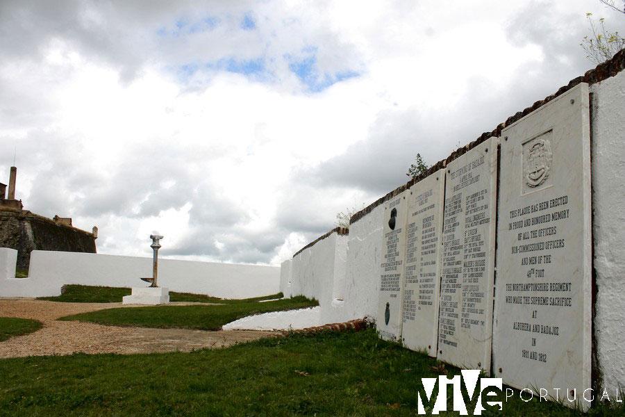 Cementerio de los Ingleses qué ver en Elvas