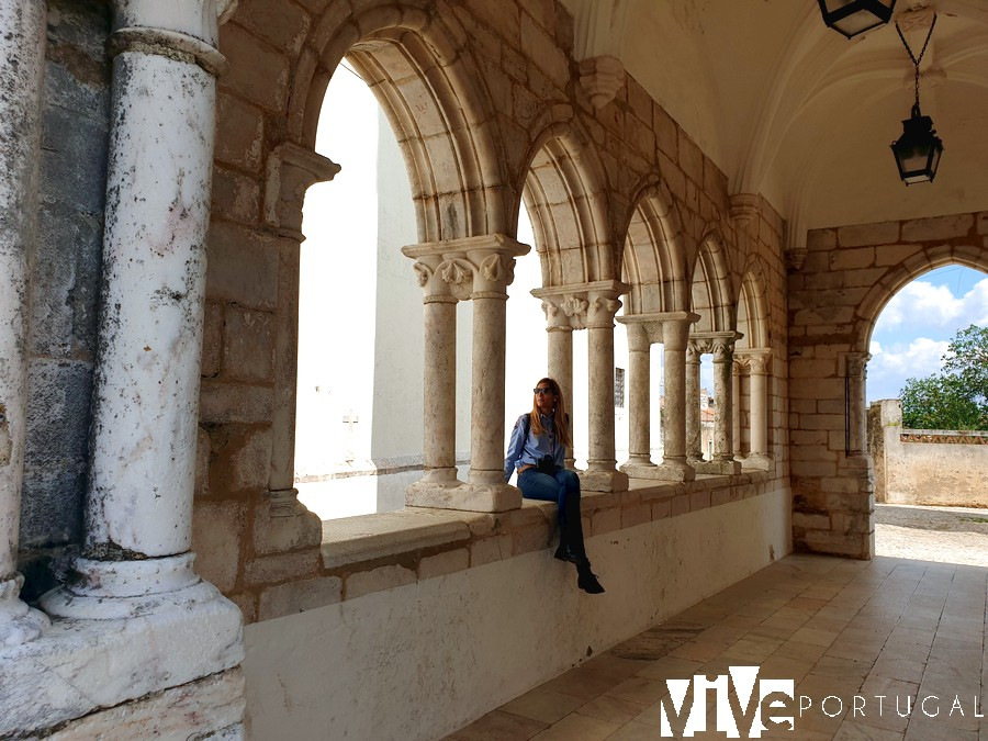 Arcos de los Paços do Concelho qué ver en Estremoz