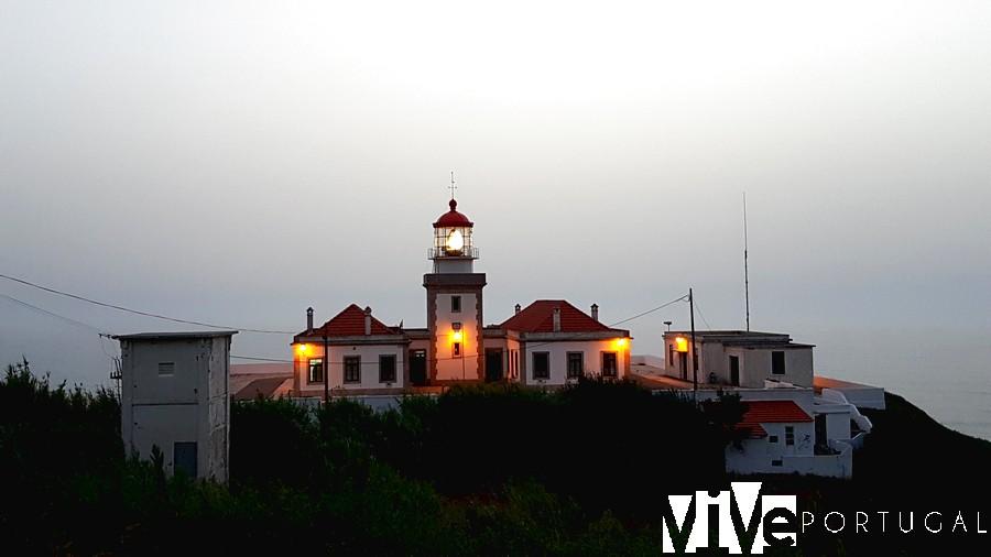 Faro del Cabo Mondego Figueira da Foz