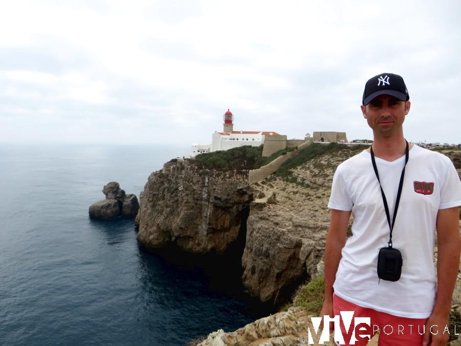 Faro del Cabo de São Vicente Sagres