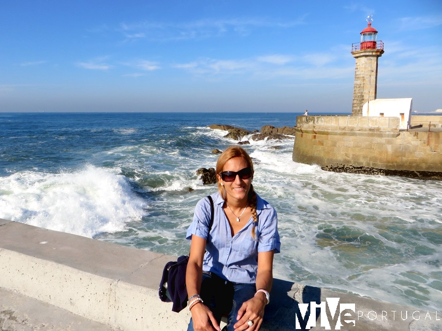Faro de Felgueiras Foz do Douro