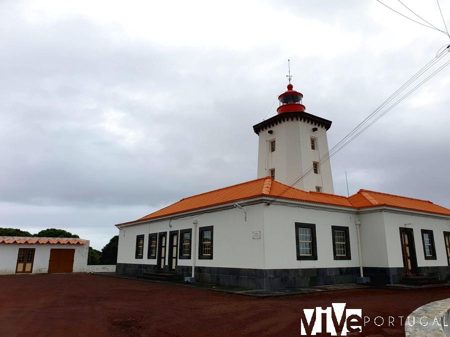 Faro da Ponta da Ilha Pico faros de Portugal