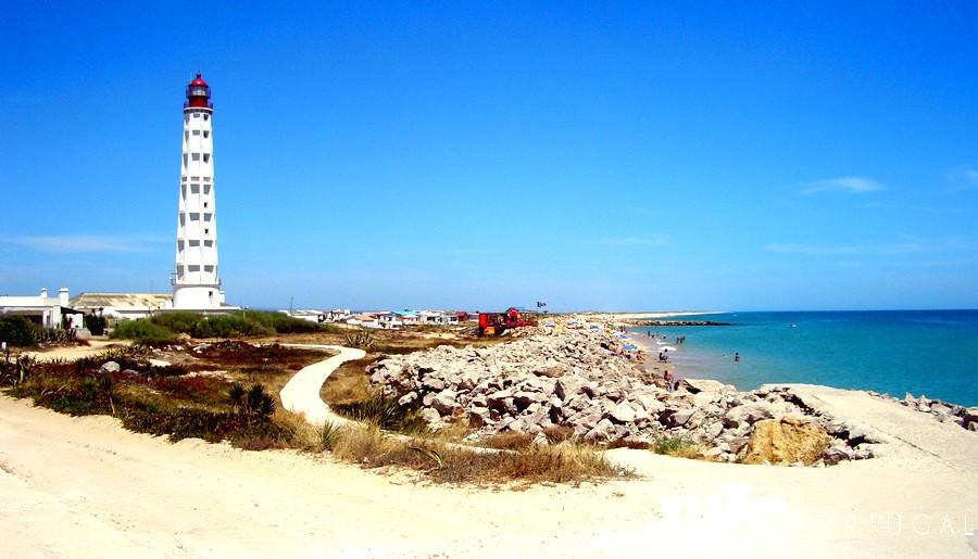 Faro del Cabo de Santa María Faro