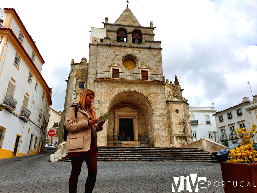 Igreja de Nossa Senhora da Assunçao qué ver en Elvas