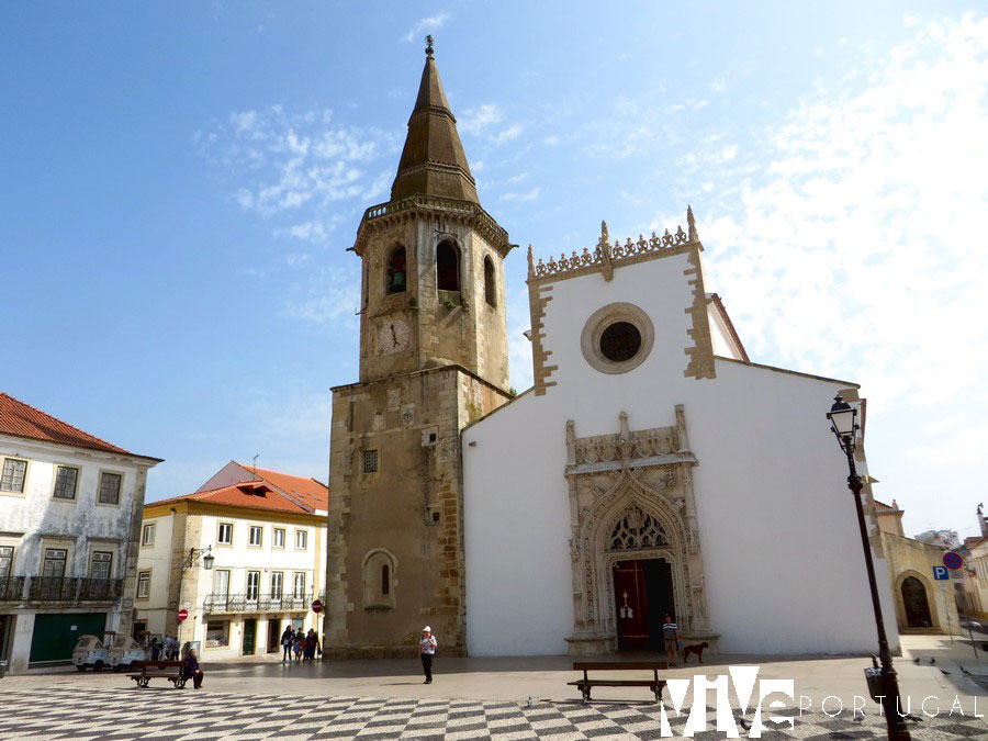 Igreja de São João Batista qué ver en Tomar