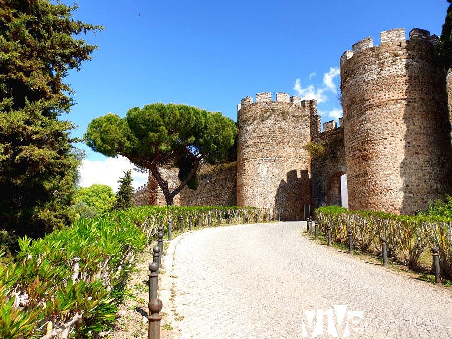 Murallas del castillo de Vila Viçosa