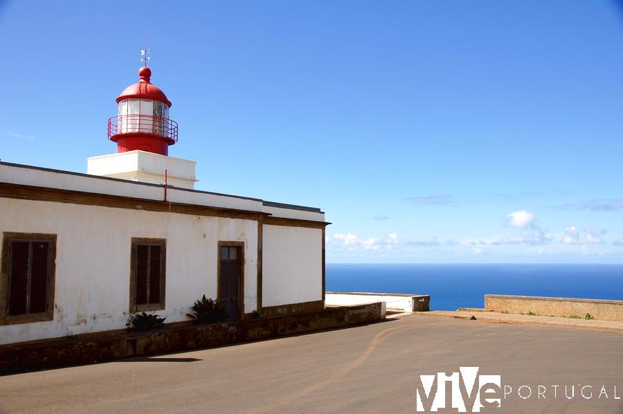 Faro de Ponta do Pargo Madeira