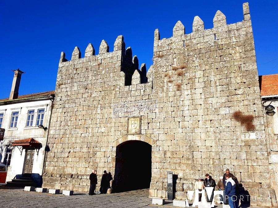 Portas d'El Rei Trancoso Portugal