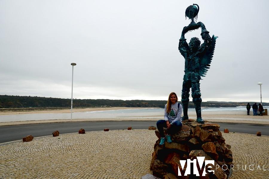 Estatua do Arcanjo