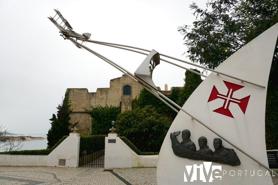 Monumento a los aviadores