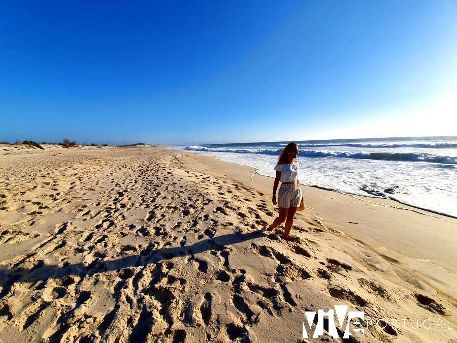Playa de Furadouro Norte