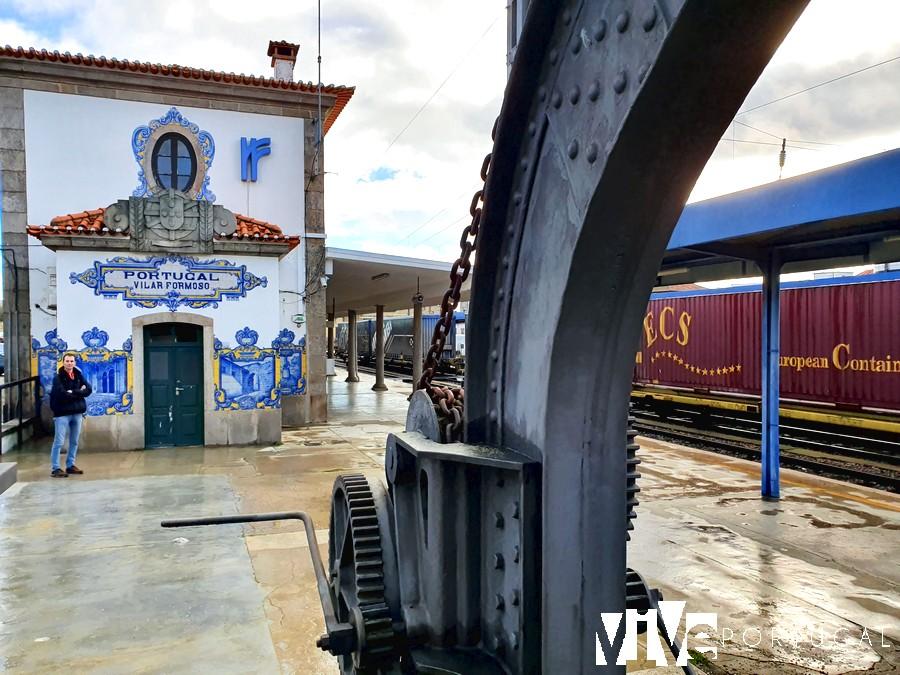 Estación de Vilar Formoso