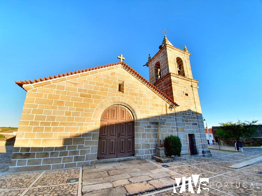 Iglesia de Vilar Formoso