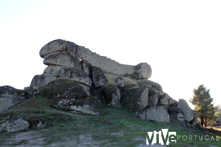 Castelo de Moreira de Rei