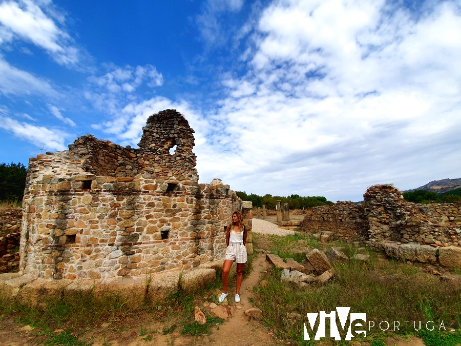 Ciudad romana de Ammaia