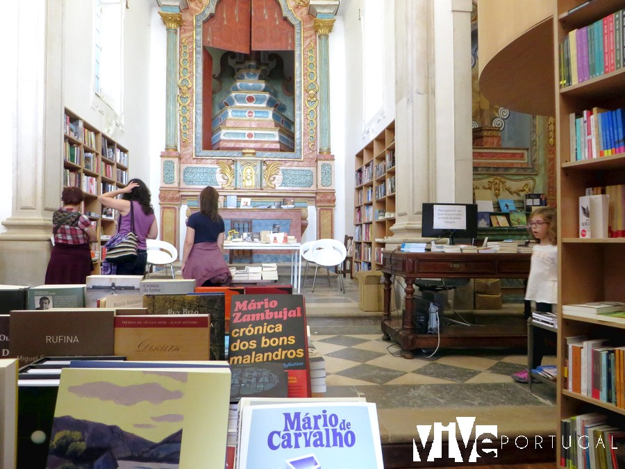 Igreja de São Tiago (Livraria de Santiago)