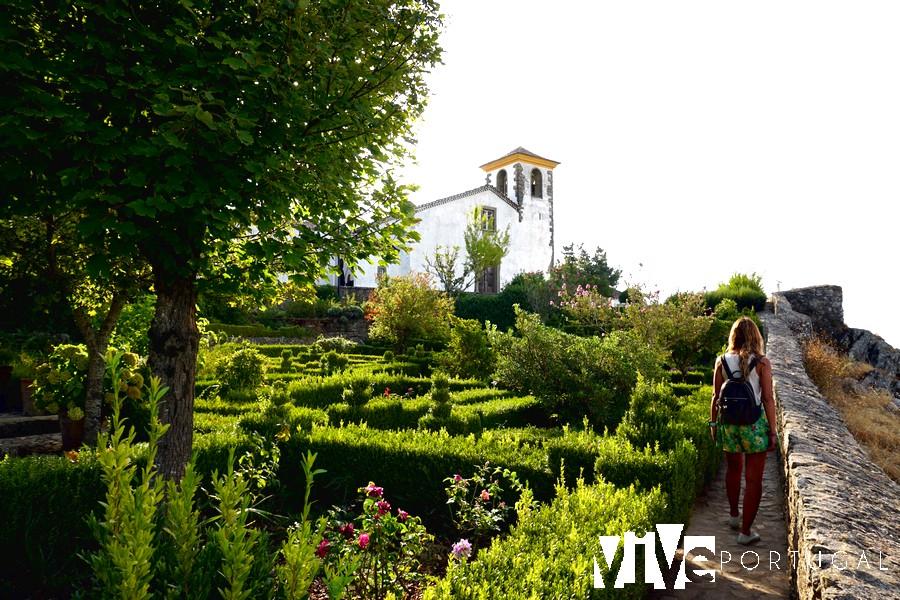 Jardines del Castelo