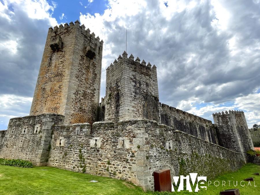 Castillo de las Cinco Esquinas que ver en sabugal