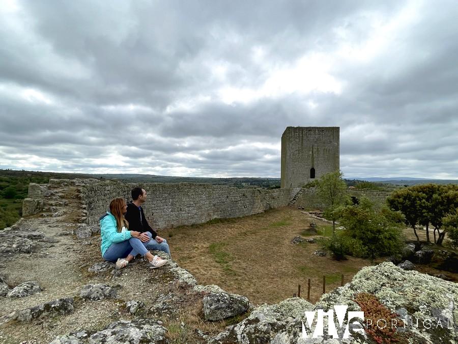 Castillo de Vilar Maior