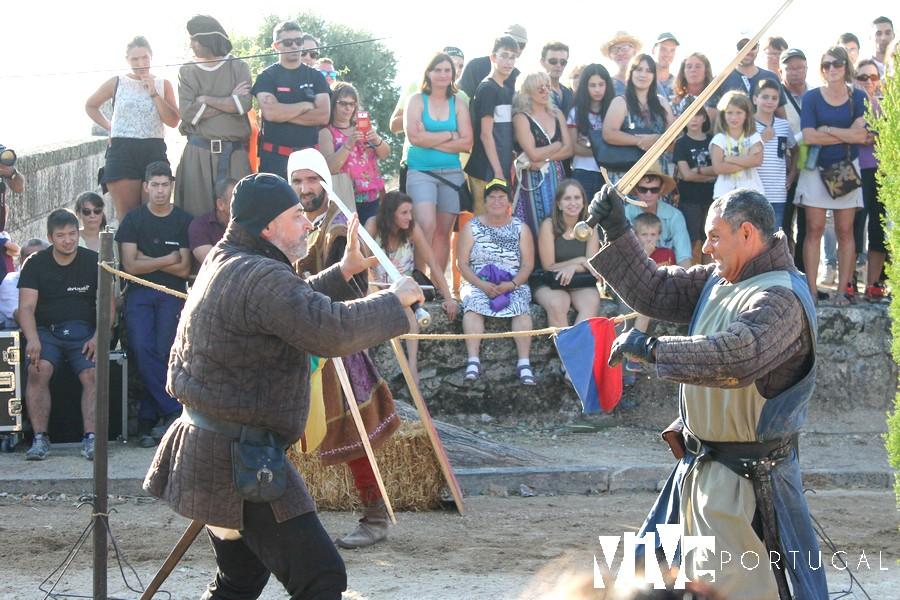Feria medieval de Sortelha