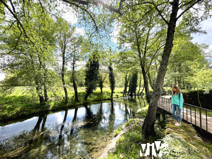 Parque del río Côa en Sabugal