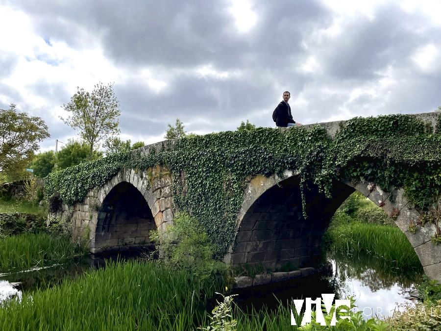 Puente medieval de Vilar Maior